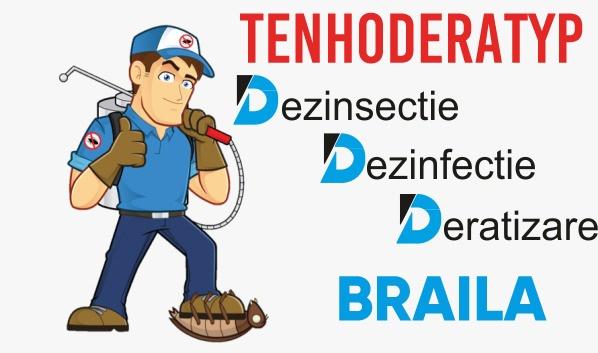 TEHNODERATYP - Servicii DDD - Deratizare Dezinsectie Dezinfectie - BRAILA